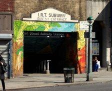 IRT at 191 and Broadway
