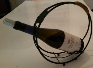 Single-Bottle Wine Caddy
