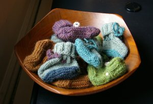 Bowl of Booties